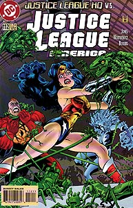 Justice League America, Vol. 1, #112. Image © DC Comics