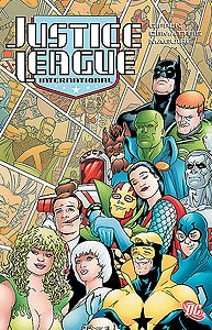 Justice League International Volume 3, Vol. 1, #1. Image © DC Comics