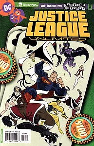 Justice League Unlimited 2.  Image Copyright DC Comics