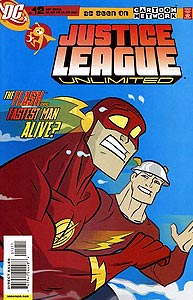 Justice League Unlimited, Vol. 1, #12. Image © DC Comics