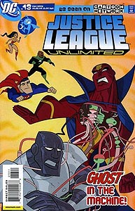 Justice League Unlimited, Vol. 1, #13. Image © DC Comics
