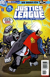 Justice League Unlimited, Vol. 1, #29. Image © DC Comics