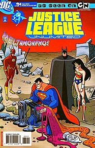 Justice League Unlimited, Vol. 1, #31. Image © DC Comics