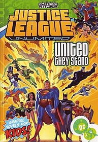 Justice League Unlimited Volume 1: United They Stand 1.  Image Copyright DC Comics