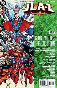 JLA-Z, Vol. 1, #2. Image © DC Comics