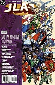 JLA-Z 3.  Image Copyright DC Comics