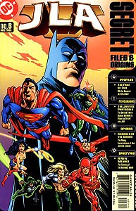 JLA Secret Files, Vol. 1, #3. Image © DC Comics