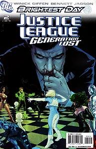 Justice League: Generation Lost, Vol. 1, #2. Image © DC Comics
