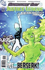 Justice League: Generation Lost, Vol. 1, #12. Image © DC Comics