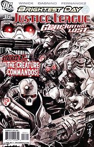 Justice League: Generation Lost, Vol. 1, #16. Image © DC Comics