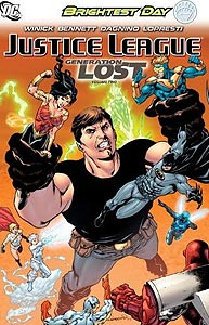 Justice League: Generation Lost Volume 2 1.  Image Copyright DC Comics