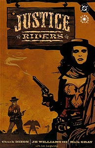 Justice Riders, Vol. 1, #1. Image © DC Comics