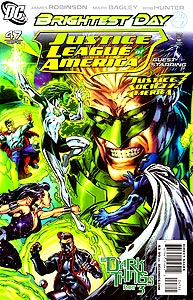 Justice League of America 47.  Image Copyright DC Comics