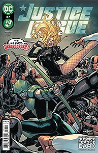 Justice League 67.  Image Copyright DC Comics