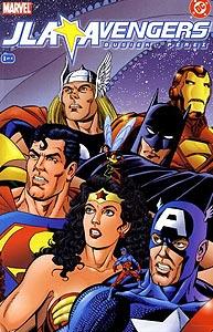 JLA Avengers, Vol. 1, #1. Image © DC Comics