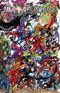 JLA Avengers, Vol. 1, #3. Image © DC Comics