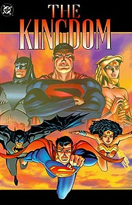 Kingdom, The 1.  Image Copyright DC Comics