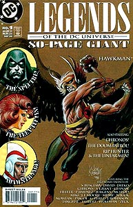 Legends of the DC Universe 80-Page Giant, Vol. 1, #1. Image © DC Comics