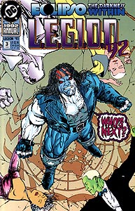 L.E.G.I.O.N. '92 Annual, Vol. 1, #3. Image © DC Comics