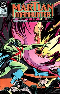 Martian Manhunter, Vol. 1, #2. Image © DC Comics