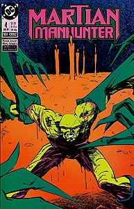 Martian Manhunter, Vol. 1, #4. Image © DC Comics