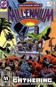 Millennium, Vol. 1, #3. Image © DC Comics