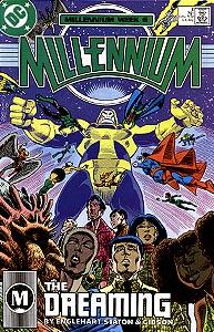 Millennium, Vol. 1, #6. Image © DC Comics