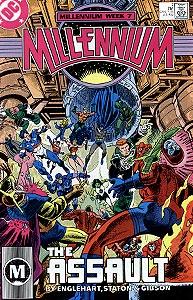Millennium, Vol. 1, #7. Image © DC Comics