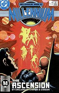 Millennium, Vol. 1, #8. Image © DC Comics
