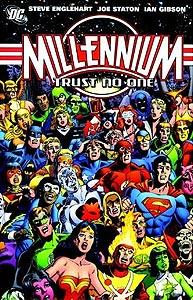 Millennium 1.  Image Copyright DC Comics