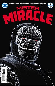 Mister Miracle, Vol. 4, #10. Image © DC Comics
