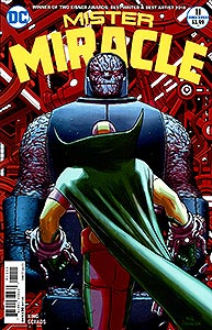 Mister Miracle, Vol. 4, #11. Image © DC Comics