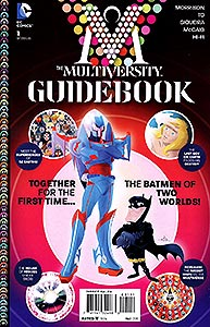 The Multiversity Guidebook, Vol. 1, #1. Image © DC Comics