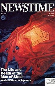 Newstime, Vol. 1, #1. Image © DC Comics