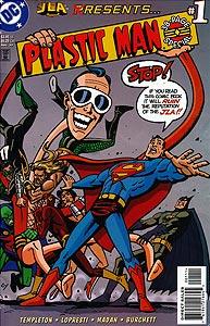Plastic Man Special, Vol. 1, #1. Image © DC Comics
