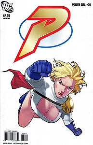 Power Girl, Vol. 3, #20. Image © DC Comics