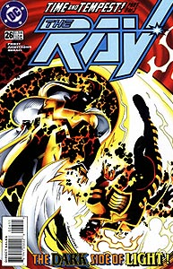 The Ray, Vol. 2, #26. Image © DC Comics