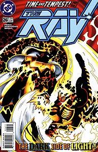 The Ray, Vol. 2, #26. Image © DC Comics