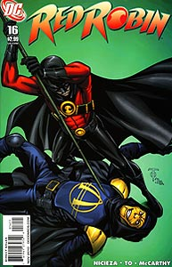 Red Robin, Vol. 1, #16. Image © DC Comics