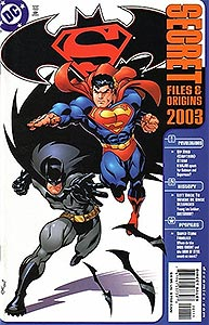 Superman/Batman Secret Files 2003, Vol. 1, #1. Image © DC Comics
