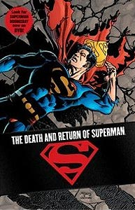 Superman: The Death and Return of Superman Omnibus, Vol. 1, #1. Image © DC Comics