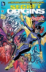 Secret Origins, Vol. 3, #10. Image © DC Comics