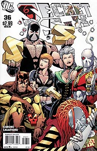 Secret Six, Vol. 3, #36. Image © DC Comics