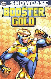 Showcase Presents: Booster Gold 1.  Image Copyright DC Comics