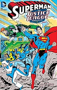 Superman and the Justice League of America 1.  Image Copyright DC Comics
