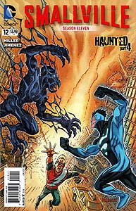 Smallville Season 11, Vol. 1, #12. Image © DC Comics