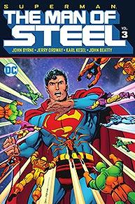 Superman: The Man of Steel Volume 3, Vol. 3, #1. Image © DC Comics