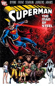 Superman: The Man of Steel Volume 6 1.  Image Copyright DC Comics