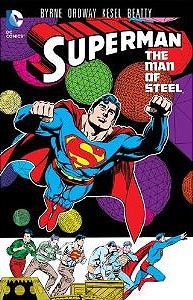 Superman: The Man of Steel Volume 7, Vol. 1, #1. Image © DC Comics