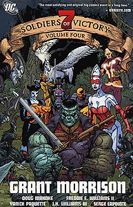 Seven Soldiers of Victory Volume 3, Vol. 1, #1. Image © DC Comics